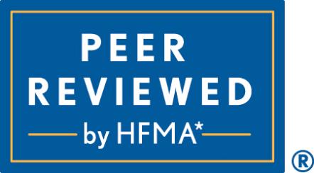 Peer Reviewed by HFMA